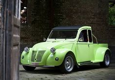 Citroën 2CV pick-up