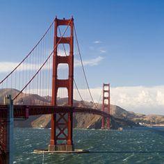 American Landmarks: Golden Gate Bridge