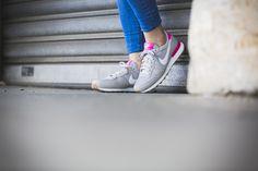 Nike - WMNS Internationalist (grau / pink) - 828407-002