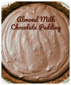 When we want something chocolatey, this super easy Vegan Chocolate Pudding is quick and satisfying beyond belief. Ready in 10 minutes and uses almond milk! Vegan Pudding, Pudding Desserts, Dessert Recipes, Sweet Desserts, Brownie Recipes, Cheesecake Recipes, Delicious Desserts, Yummy Food, Homemade Chocolate Pudding