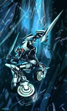 Sideswipe #Autobot