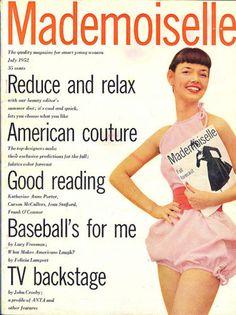 Mademoiselle-Magazine-July-1952-Womens-Interest