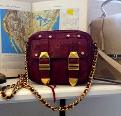 Hello 'Boyfriend'... (via @Snapette) i have this bag in purple its one of my FAVES!