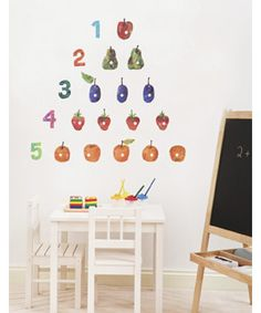Very Hungry Caterpillar Room Décor Kit