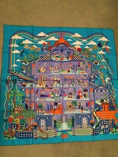 b2c7f67b6767 26 Best Scarves! images   Hermes scarves, Silk scarves, Scarves