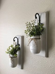 Top Quality!! These rustic country style mason jar sconces are the perfect touch to your home decor. They bring warmth and beauty to any room. The decorative edges on these beauties make such a statement. Elegant and charming!!! This listing is for 2 Sconces so for each quantity