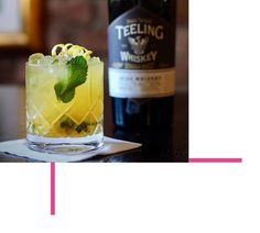 "We've got a very good ""Teeling"" about this coming weekend."