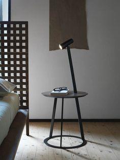 ALBINO Table de nuit by HORM.IT design Salvatore Indriolo
