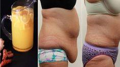 Deshazte del vientre caído de manera natural, resultados en 10 días!