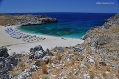 Schinaria beach by Plakias, Crete