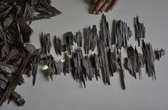 Agarwood (oud) pieces.