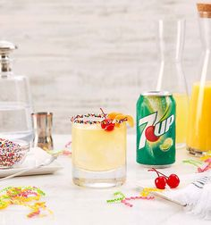 7UP Side-Down Cake Recipe | 7UP®