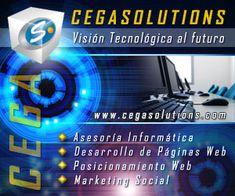 Cegasolutions.com - Servicios Informáticos en el Ecuador