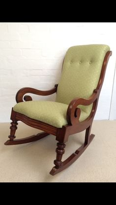 Antique Victorian Hand-Carved Rocking Chair - LOCAL Delivery or Pick-Up Only | Masterpieces | Pinterest | Hand carved Victorian and Rock & Antique Victorian Hand-Carved Rocking Chair - LOCAL Delivery or Pick ...