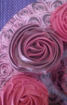 Rose, Flowers, Plants, Food Cakes, Pink, Plant, Roses, Royal Icing Flowers, Flower