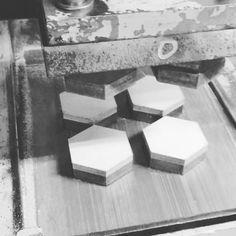 テストプレスの様子🎥  .  test press  .  #タイル #タイル部 #工場 #tile #tiles #factory #🏭 #sugy How To Make Tiles, Cheese, Photo And Video, Instagram