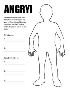 Printables Anger Management Worksheets For Kids anger management activities and tornados on pinterest