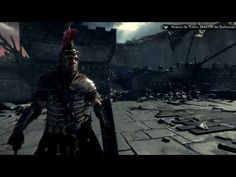 Ryse: Son of Rome Official E3 Gameplay Demo - YouTube