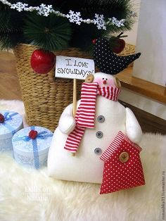 Tildomaniya. Christmas elves, rabbits moose and other animals. Discussion on LiveInternet - Russian Service Online diary