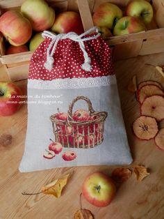 La maison du bonheur: Про любовь к яблокам.