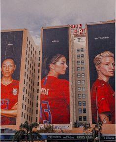 Female Soccer Players, Usa Soccer Team, Soccer Pro, Team Usa, Soccer Cleats, Soccer Tips, Nike Soccer, Soccer Drills, Soccer Goals