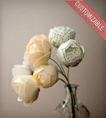 Resultado de imagem para flowers fabric handmade