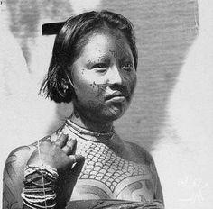 India KAdiweu - MS