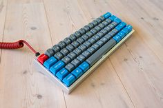 kvad from Deskthority's Space cadet / R4 SPH (SA) on a Ducky Mini 1 gen (it's…