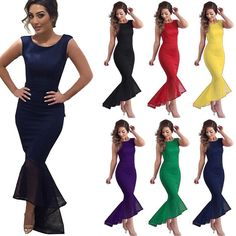 Sexy Women Evenin...   http://after5formal.online/products/sexy-women-evening-party-ball-prom-gown-formal-cocktail-wedding-maxi-long-fish-tail-mermaid-dress-sleeveless?utm_campaign=social_autopilot&utm_source=pin&utm_medium=pin
