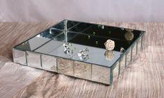 Mr 301007 gespiegelt fach, gespiegelten platte, weinflaschenhalter, parfüm flaschenhalter in von auf Aliexpress.com