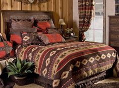 Affordable high quality western bedding, comforters, and western bedding linens. Western Bedding, Western Bedding Linens for Western and Rustic home decorating. Western Comforter Sets, Queen Bedding Sets, Luxury Bedding Sets, Rustic Bedding Sets, Southwestern Bedding, Southwestern Style, Luxury Bedding Collections, Western Furniture, Lodge Decor