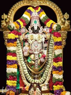 The temple of Lord Venkatesha (Vishnu), also known as Sri Balaji, is perhaps the richest temple in the world. Money comes in...