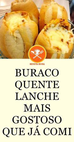 I Love Food, Good Food, Yummy Food, Breakfast Recipes, Dinner Recipes, Baked Peach, Portuguese Recipes, Banana Bread Recipes, Special Recipes