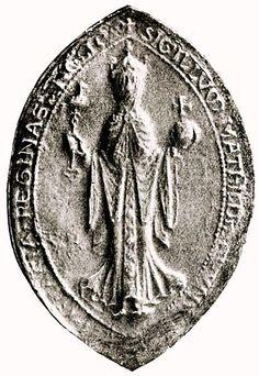 Matilda of Scotland, Queen of England (12th c.)