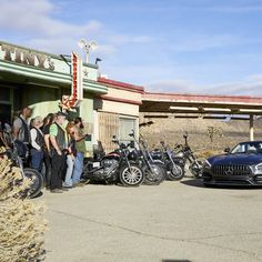"""""""Easy Driver"""" Commercial Features the Mercedes AMG GT C Roadster: Peter Fonda and Steppenwolf in a Super Bowl ad directed by the Coen Brothers"""