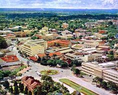 Lubumbashi, Democratic Republic of the Congo. 1,696,000 hab.