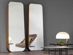 Miroir mural OBEL by Bonaldo | design Roberto Paoli