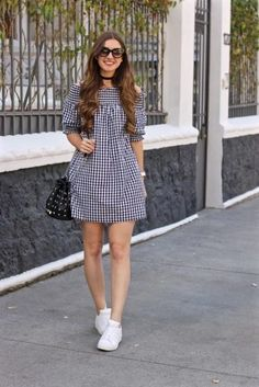Stylish Dresses For Girls, Simple Dresses, Cute Dresses, Casual Dresses, Short Dresses, Classy Outfits, Chic Outfits, Dress Outfits, Frock Fashion