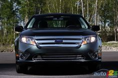 New 2011 Ford Fusion Hybrid Images