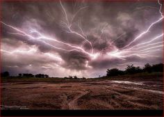 While traditional tornado season is one, summer time yields plenty of amazing photo opportunities of lightning!