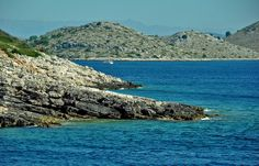 Moving softly through the waves, the warm breeze brushes against your skin and everywhere you look you're surrounded by a pale blue paradise of the extraordinary beautiful Adriatic sea.