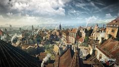 video Games, The Witcher 3: Wild Hunt, The Witcher, City, Cityscape Wallpaper