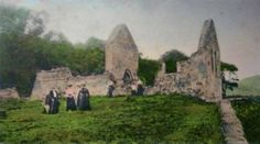 St Blanes Chapel.