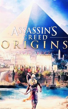 Origins which I am looking forward to it