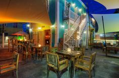 Hotspot: Ginger Restaurant in Curacao