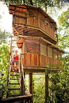 Finca Bellavista: A Community of Amazing Treetop Homes in Costa Rica | Apartment Therapy