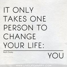 Change = YOU