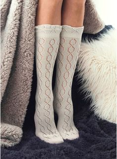 868fab216978fa 10 Best Socks. images | Socks, Boot Socks, Thigh highs