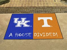 e2e1a6f62 Kentucky   Tennessee House Divided Mat Broncos Cowboys