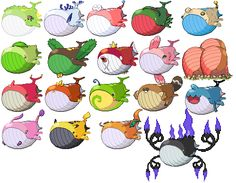 Wailord fusions 2